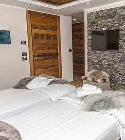 Camere Accessibili Hotel K2